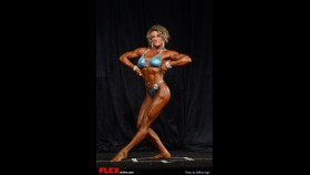 Tracy Weller - Women's Physique B Open - 2013 North American Championships thumbnail