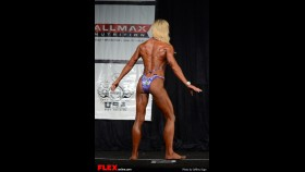 Erika Laine - Women's Physique D +45 - 2013 North American Championships thumbnail