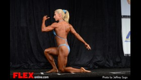 Shannon Byers - Women's Physique D Open - 2013 North American Championships thumbnail