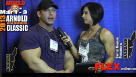 Arnold Ms Bikini International Prejudging wrap-up with Cristina and Mike Liberatore thumbnail
