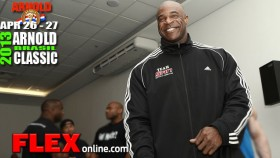 Ed Nunn in Rio For the 2013 Arnold Classic Brazil thumbnail