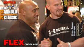 Dennis James Interview at the 2013 Arnold Expo thumbnail