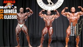 2013 Arnold Classic Results - Dexter Wins! thumbnail