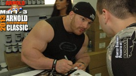 Flex Lewis Interview at the 2013 Arnold Expo thumbnail