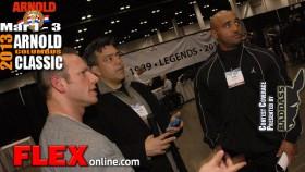 Flex Magazine's 2013 Arnold Classic Preview thumbnail