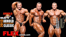 Ronny Rockel in the 2013 Arnold Classic thumbnail