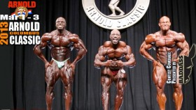 Dennis James and Dusty Hanshaw Wrap-up the Arnold thumbnail