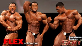 An Nguyen Before Pre-Judging 2013 Australian Pro thumbnail