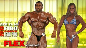 2013 FIBO Final Results - McMillan and Cisternino Win thumbnail