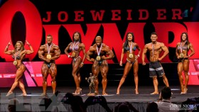 2015 Olympia Official Scorecards thumbnail