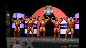 2014 Olympia Men's 212 Bodybuilding Pre-Judging Call Out Report thumbnail