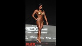 Sehila Jimenez - Women's Bikini - 2012 Flex Pro thumbnail