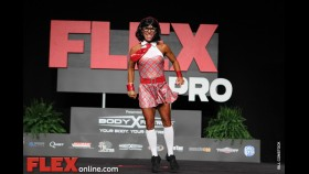 Paula Gulman-Williams - Women's Fitness - 2012 Flex Pro thumbnail