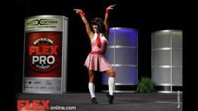 Vanda Hadarean - Women's Fitness - 2012 Flex Pro thumbnail