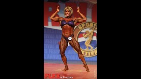 Cathy LeFrancois - Women's Open - 2012 Arnold Classic thumbnail