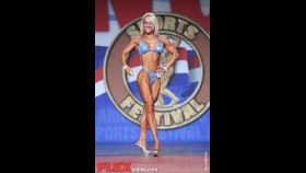 Kizzy Vaines - Women's Fitness - 2012 Arnold Classic thumbnail