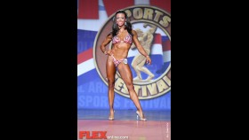Jodi Boam - Women's Fitness - 2012 Arnold Classic thumbnail