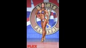 Tina Durkin - Women's Fitness - 2012 Arnold Classic thumbnail