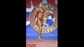 Diana Paula-Monteiro - Women's Fitness - 2012 Arnold Classic thumbnail