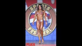 Alicia Harris - Women's Figure - 2012 Arnold Classic thumbnail