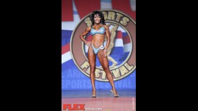 Cheryl Brown - Women's Figure - 2012 Arnold Classic thumbnail