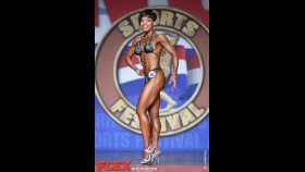 Gloria Tarpley - Women's Figure - 2012 Arnold Classic thumbnail