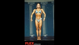 Melissa Frederick - Women's Figure - 2012 Europa Show of Champions thumbnail