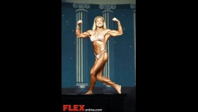 Beverly DiRenzo - Women's Physique - 2012 Europa Show of Champions thumbnail