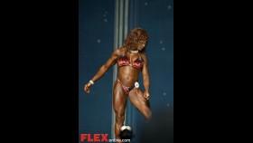 Cassandra Floyd - Women's Physique - 2012 Europa Show of Champions thumbnail