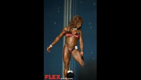 Cassandra Floyd - Women's Physique - 2012 Europa Show of Champions thumbnail