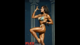 Jillian Reville - Women's Physique - 2012 Europa Show of Champions thumbnail