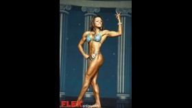 Jennifer Robinson - Women's Physique - 2012 Europa Show of Champions thumbnail