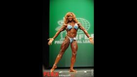 Cassandra Floyd - Women's Physique - 2012 NY Pro thumbnail