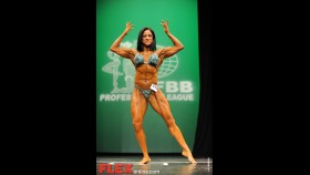 Jane Santos - Women's Physique - 2012 NY Pro thumbnail
