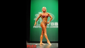 Joele Smith - Women's Physique - 2012 NY Pro thumbnail