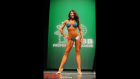 Jamie Baird - Women's Bikini - 2012 NY Pro thumbnail