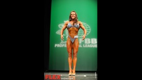Melissa Brooke Erickson - Women's Figure - 2012 NY Pro thumbnail