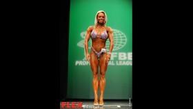 2012 NY Pro - Women's Figure - Aleisha Hart thumbnail