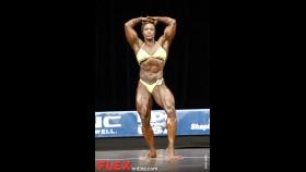 Cassandra Wilson - Womens Heavyweight - 2012 Junior USA thumbnail