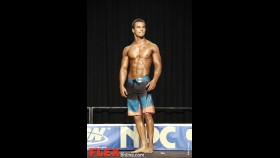 David Pichla - Mens Physique - 2012 Junior National thumbnail
