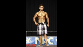 Ronald Boyden - Mens Physique - 2012 Junior National thumbnail