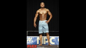 Maurice Williams - Mens Physique - 2012 Junior National thumbnail
