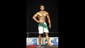 Chad Demchik - Mens Physique - 2012 Junior National thumbnail