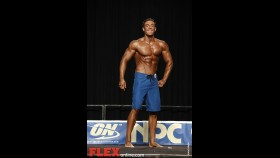 Chad Abner - Mens Physique - 2012 Junior National thumbnail