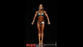 Jeannea Burritt - Womens Fitness - 2012 Team Universe thumbnail