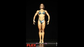 Natalie Planes - Womens Fitness - 2012 Team Universe thumbnail