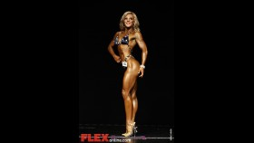 Kelly Keiser - Womens Figure - 2012 Team Universe thumbnail