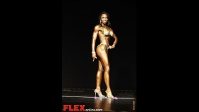 Bernita Stuckey - Womens Figure - 2012 Team Universe thumbnail