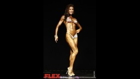 Samantha Baker - Womens Figure - 2012 Team Universe thumbnail