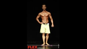 Benjamin Miller - Mens Physique - 2012 Team Universe thumbnail